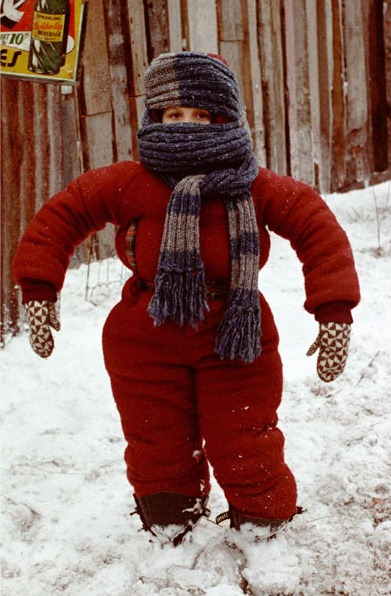 randy snow suit a christmas  A Christmas Story Snowsuit