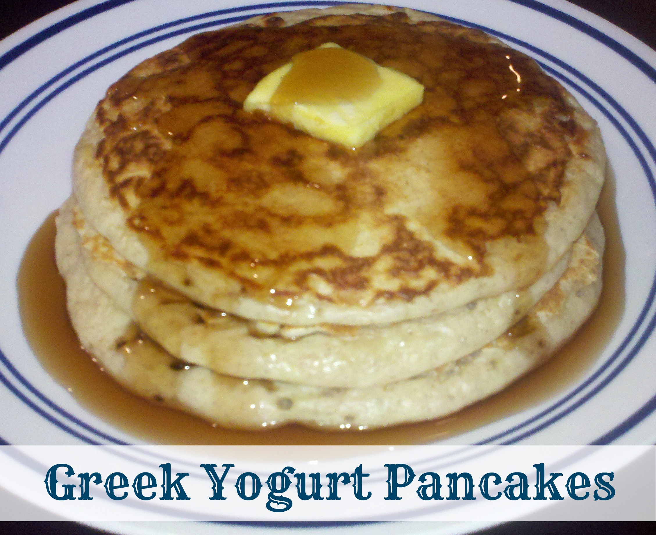 Tasty Tuesday: Greek Yogurt Pancakes | Gettin' My Healthy On