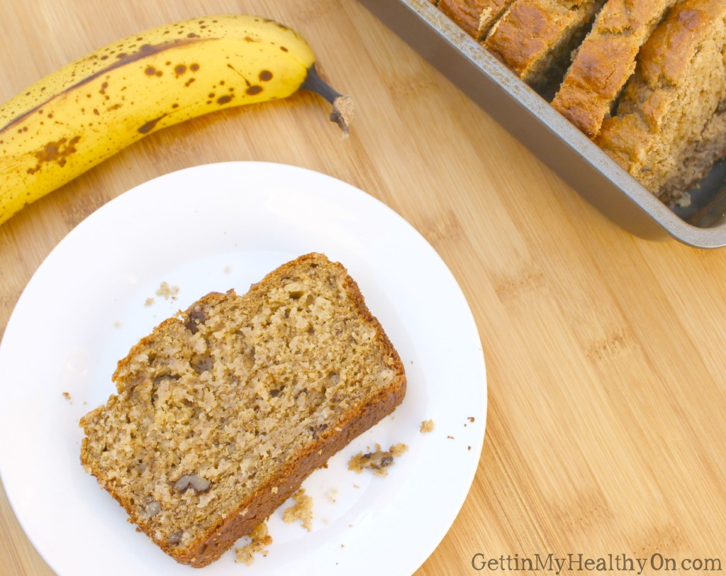 Banana Bread Recipe Using Greek Yogurt