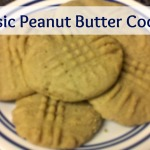 Tasty Tuesday: Classic Peanut Butter Cookies