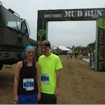 Camp Pendleton Mud Run Pics + Review