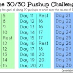 The 30/30 Pushup Challenge