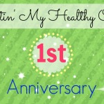 My One-Year Blogging Anniversary!