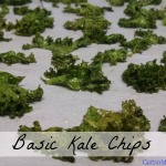 Tasty Tuesday: Basic Kale Chips