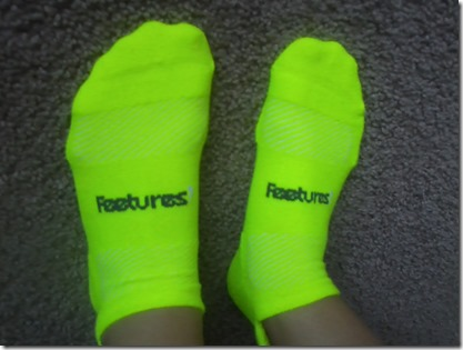 High Performance Feetures Socks
