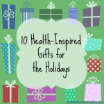 10 Health-Inspired Gift Ideas for the Holidays + Treadmill Workout