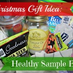Gift Idea: How to Make a Healthy Sample Box