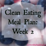 Detox Meal Plan: Week 2
