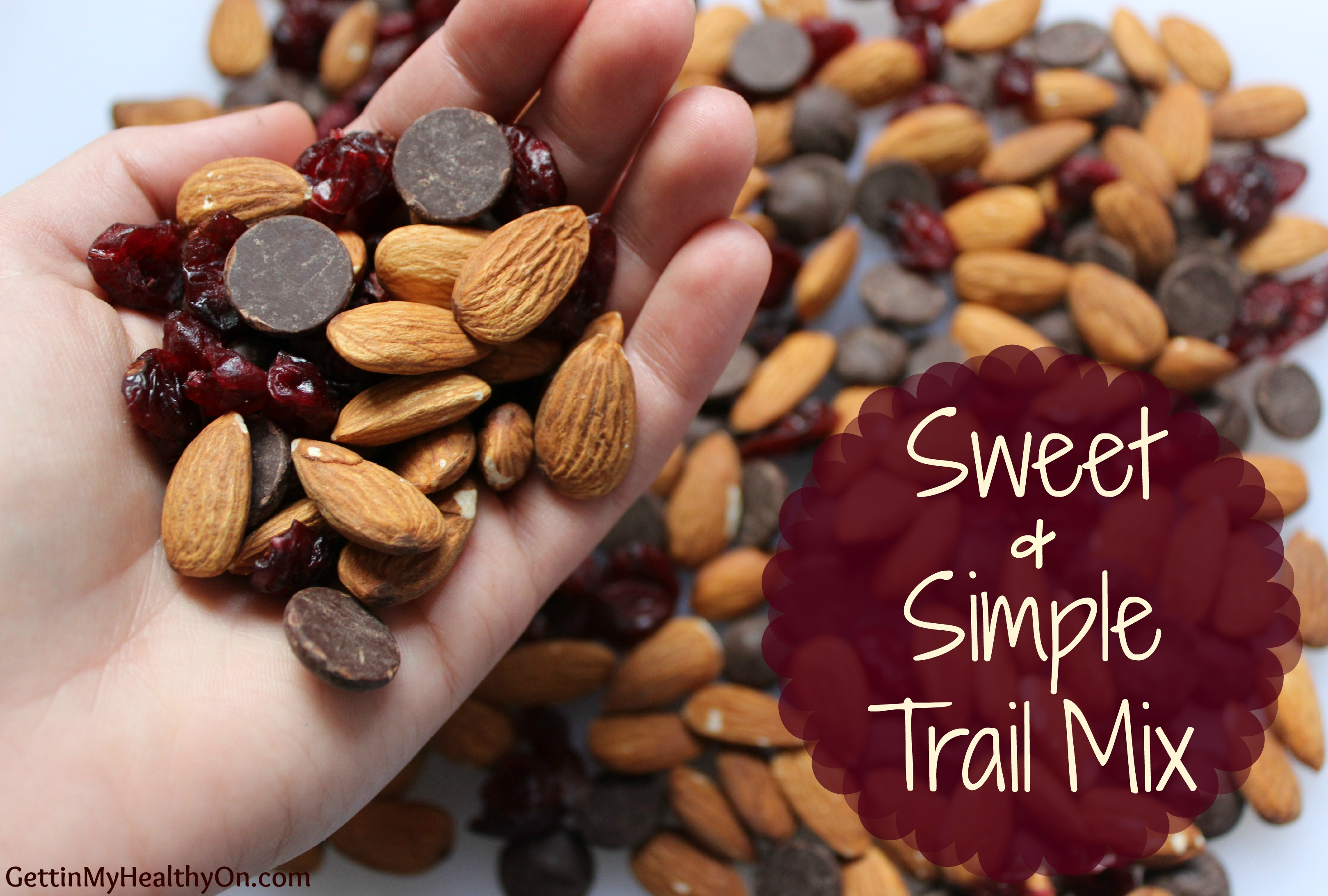 Sweet & Simple Trail Mix