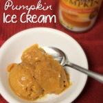 Banana Pumpkin Ice Cream