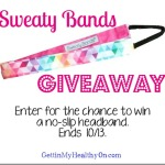 Sweaty Bands Review + Headband Giveaway {Closed}