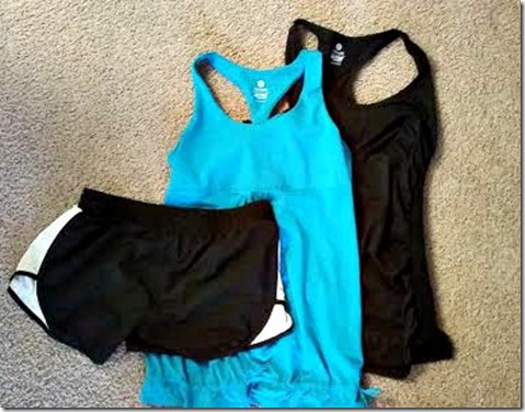 Old Navy Workout Clothes