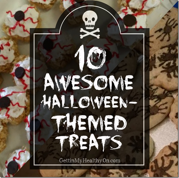 10 Halloween Themed Treats