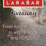 Fuel Your Hike with LÄRABAR + Giveaway {Closed}