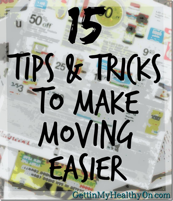 15 Tips and Tricks to Make Moving Easier