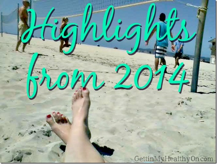 Highlights from 2014