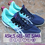 ASICS GEL-FIT SANA Training Shoe Review