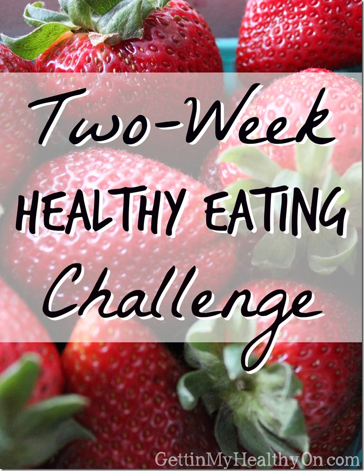Two Week Healthy Eating Challenge