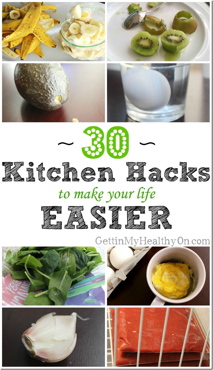 30 Kitchen Hacks to Make Your Life Easier1