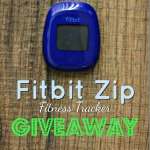 Fitbit Zip Fitness Tracker Review + Giveaway {Closed}