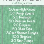 Work It Out Circuit + My Favorite Things