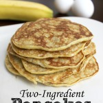 Two-Ingredient Pancakes