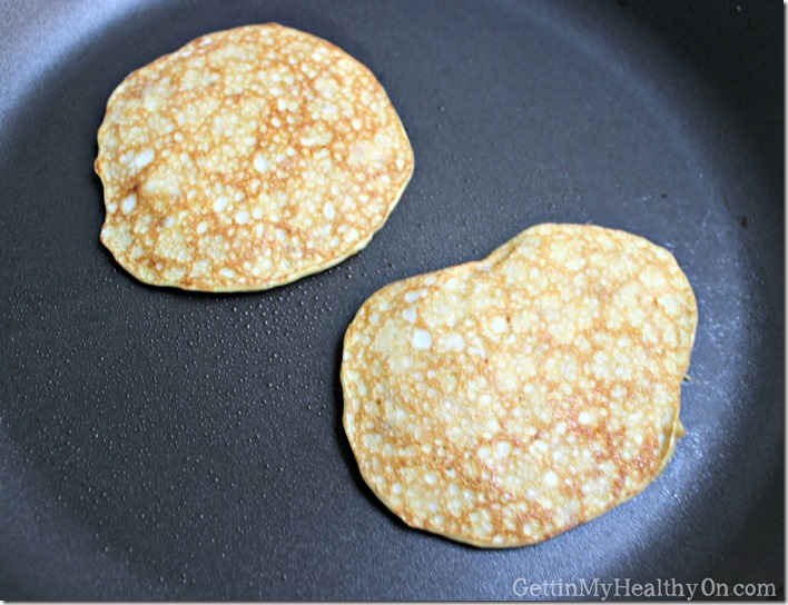 Two Ingredients Pancakes