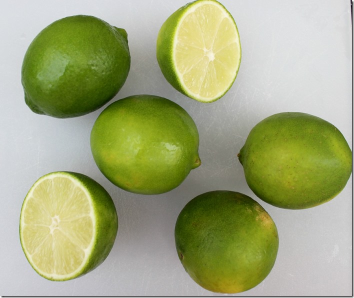 How to Tell if a Lime Is Ripe