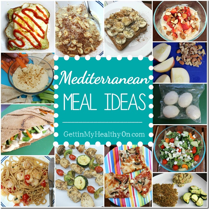 Mediterranean Meal Ideas