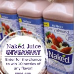 Naked Berry Almond Nutmilk Review + Giveaway {Closed}