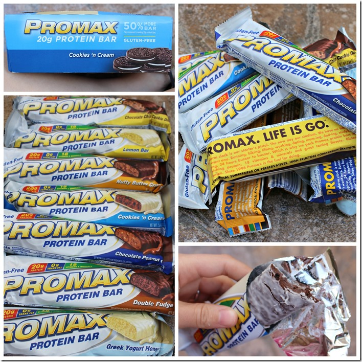 ProMax Protein Bar Giveaway