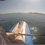 Paddle Boarding + Block Island Organics Sunscreen Review