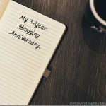 3-Year Blogging Anniversary