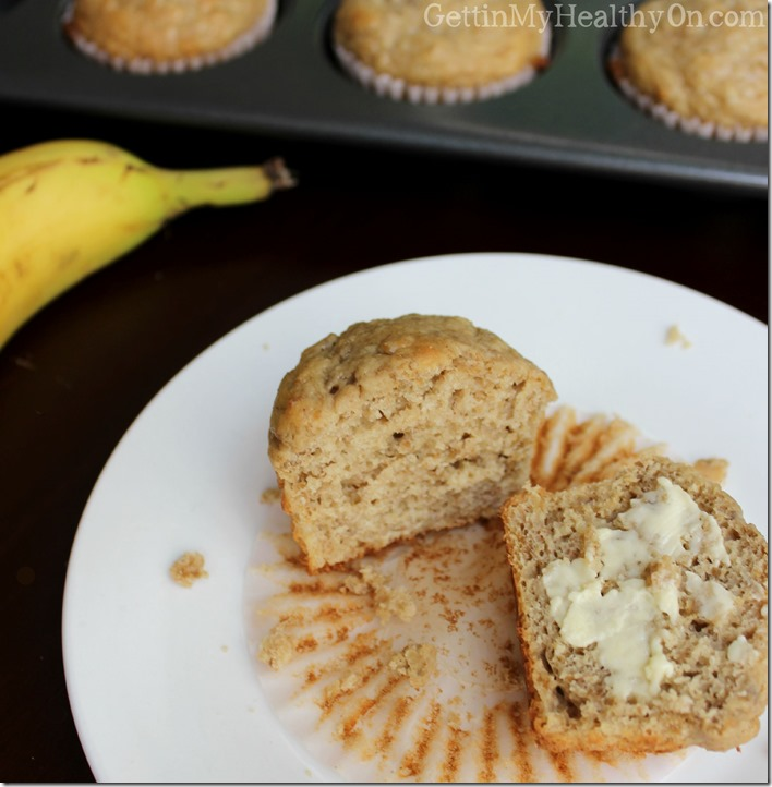 Banana Bran Muffin Recipe