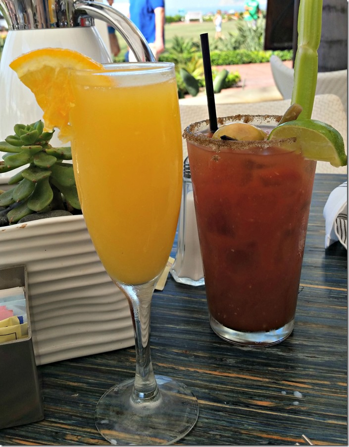 Mimosas and Bloody Marys