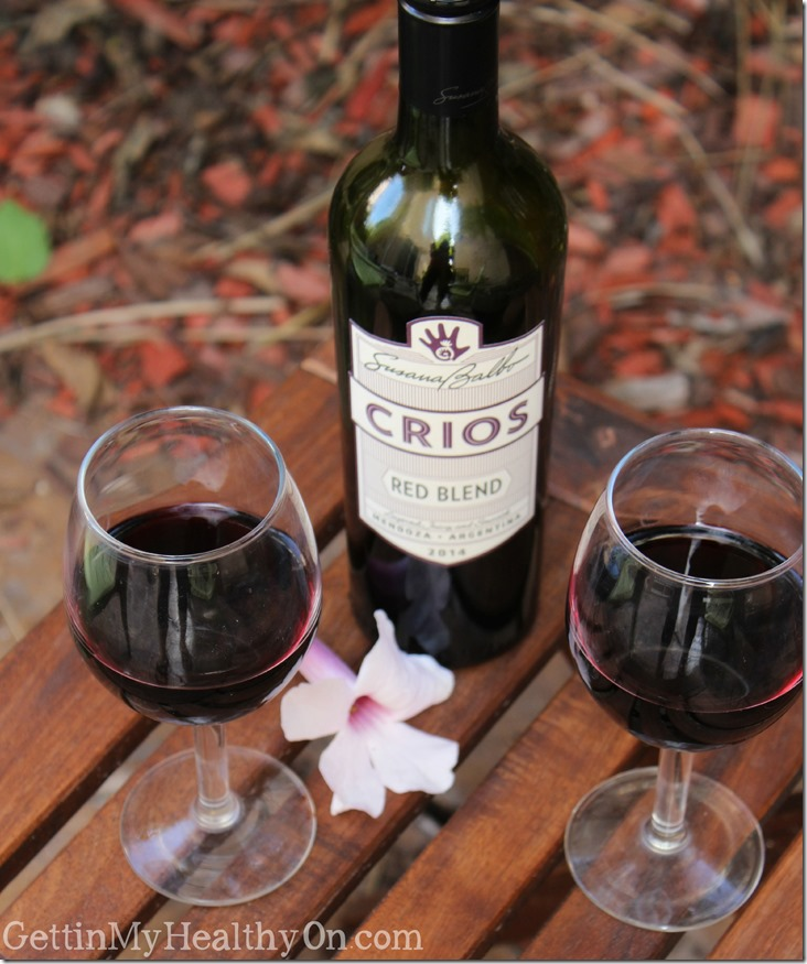 Crios Red Blend Wine