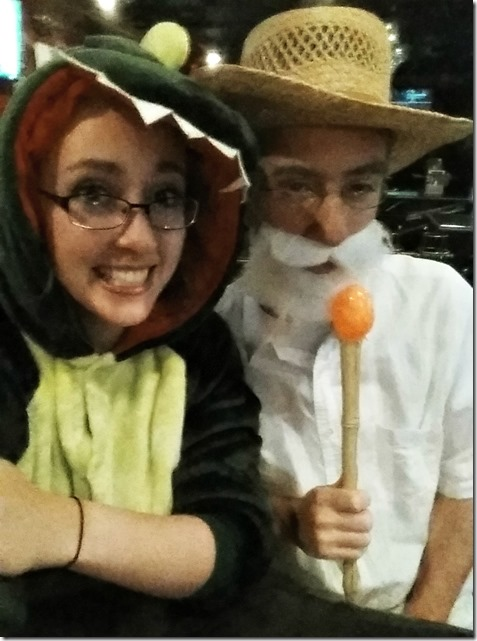 Dinosaur and John Hammond Costumes