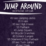 Jump Around Full Body Workout Circuit
