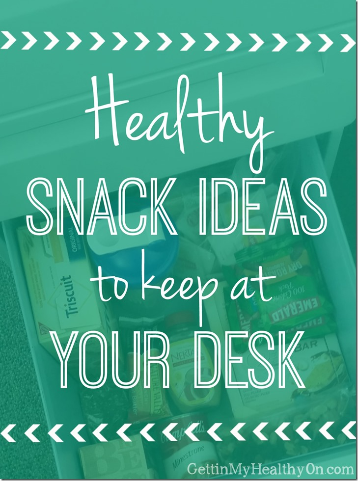 Healthy Snacks For Work Nektar Honey Crystals Giveaway