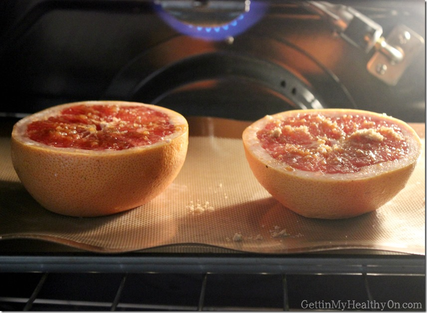 How to Broil Grapefruit