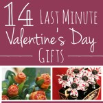14 Last Minute Valentine's Day Gifts
