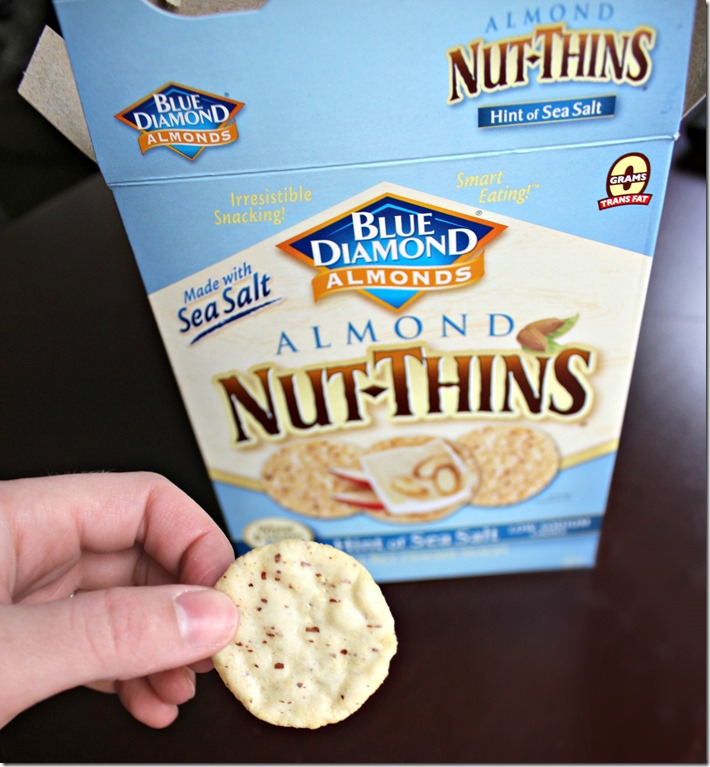 Blue Diamond Almond Nut Thins