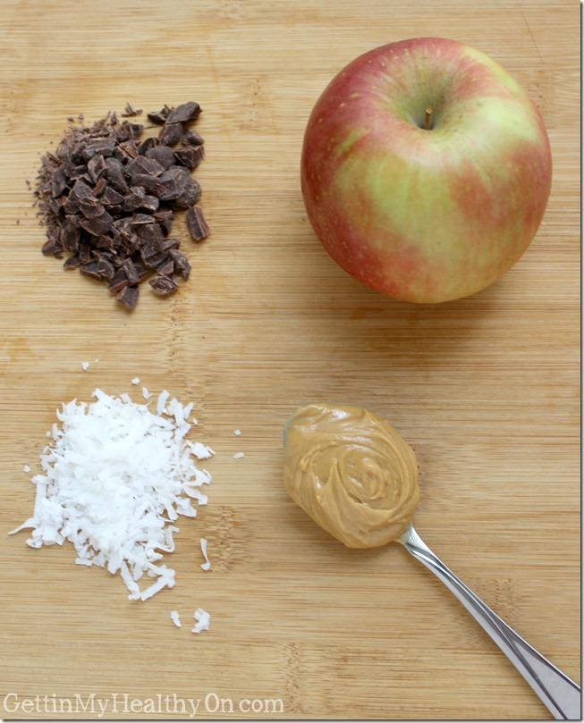 Toppings for Apple Nachos