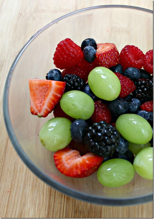 Tricks for Better Fruit Salads