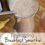 Energizing Breakfast Smoothie