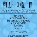 Killer Core HIIT