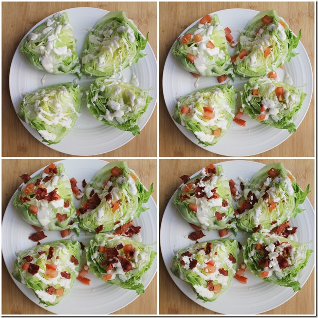 Wedge Salad Toppings