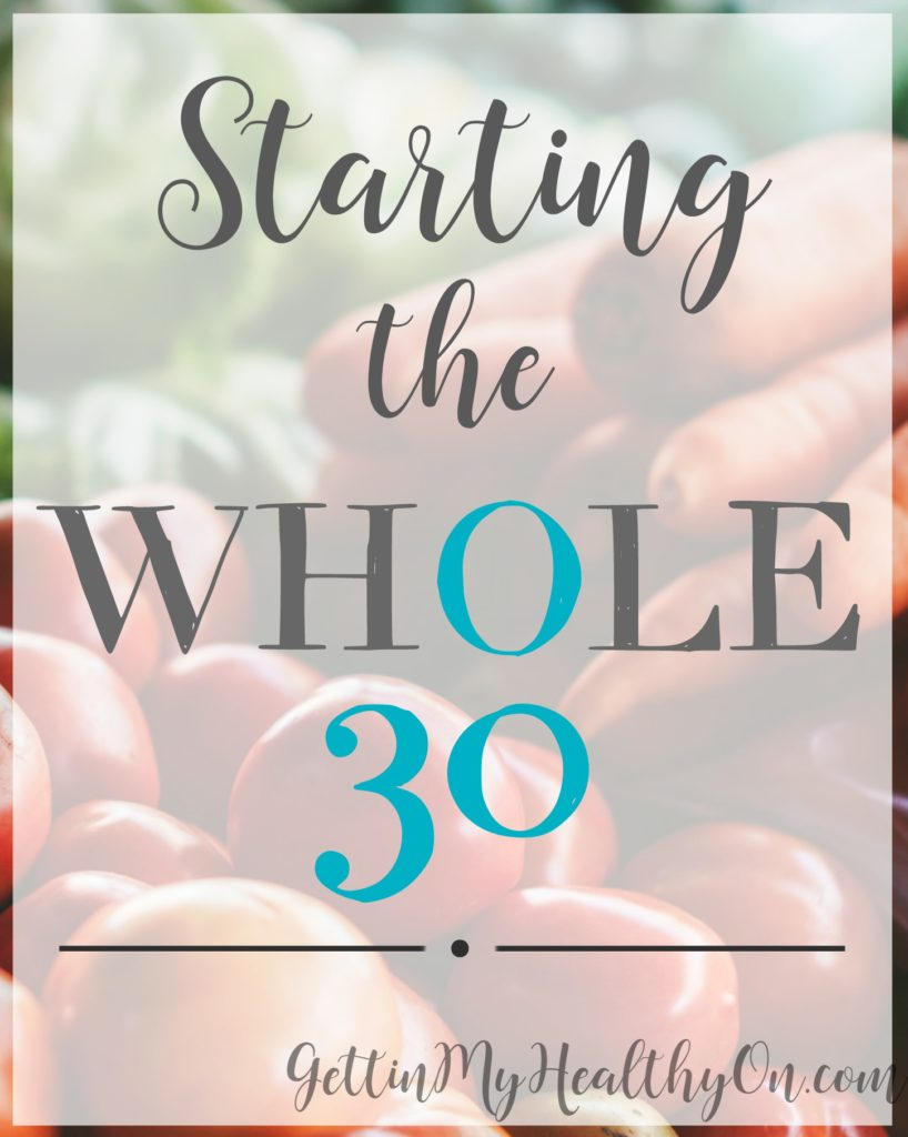 starting-the-whole-30