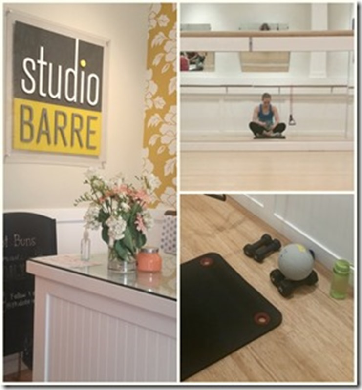 Studio Barre Bird Rock