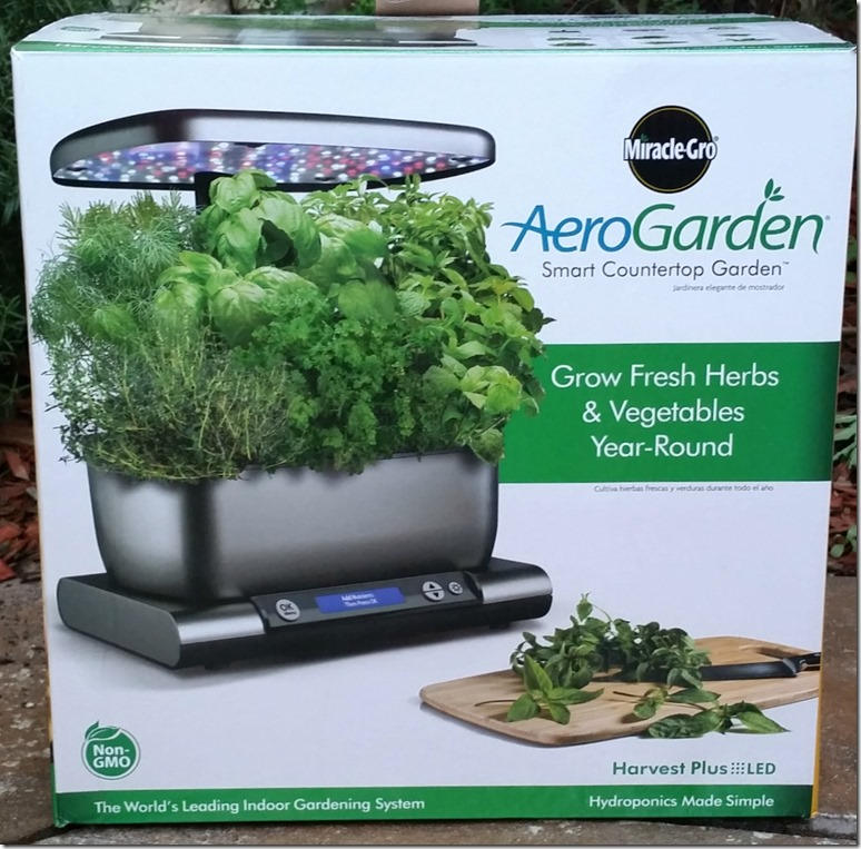 Miracle Gro AeroGarden
